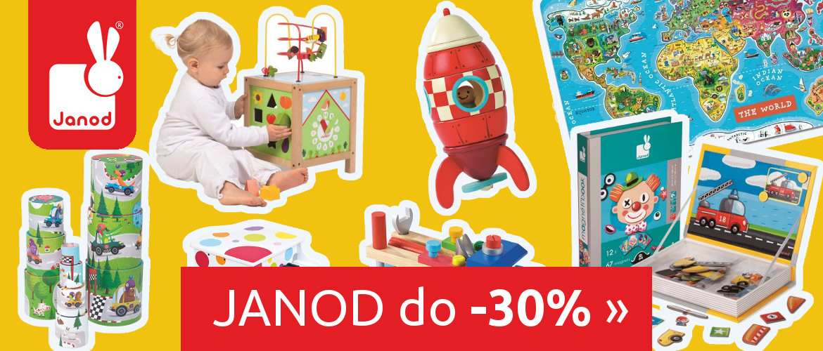 Janod do -30%