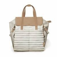 Torba Highline Backpack- Oyster Stripe