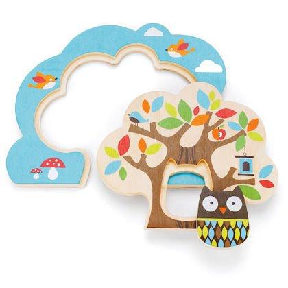 Puzzle treetop