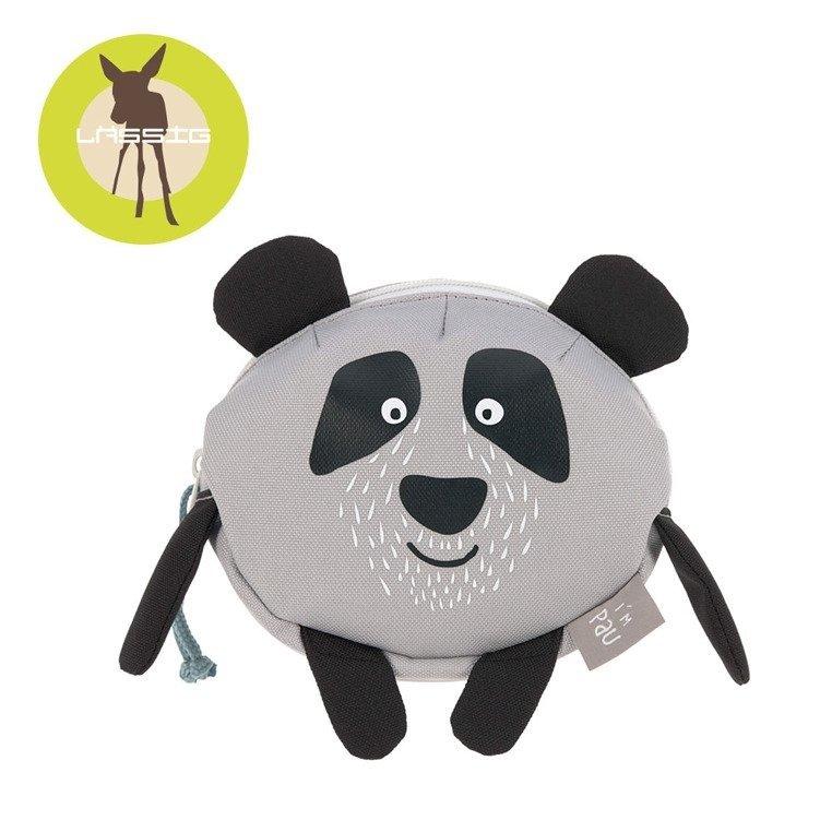 Torebka listonoszka mini - nerka About Friends Panda Pau, Lassig