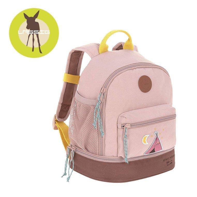 Lassig Plecak mini Adventure Tipi, 3+