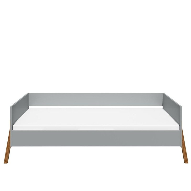 Bellamy Lotta gray łóżeczko 80x160