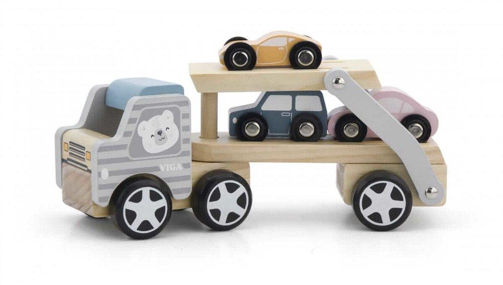 Autolaweta z samochodzikami Polar Bear, VIGA