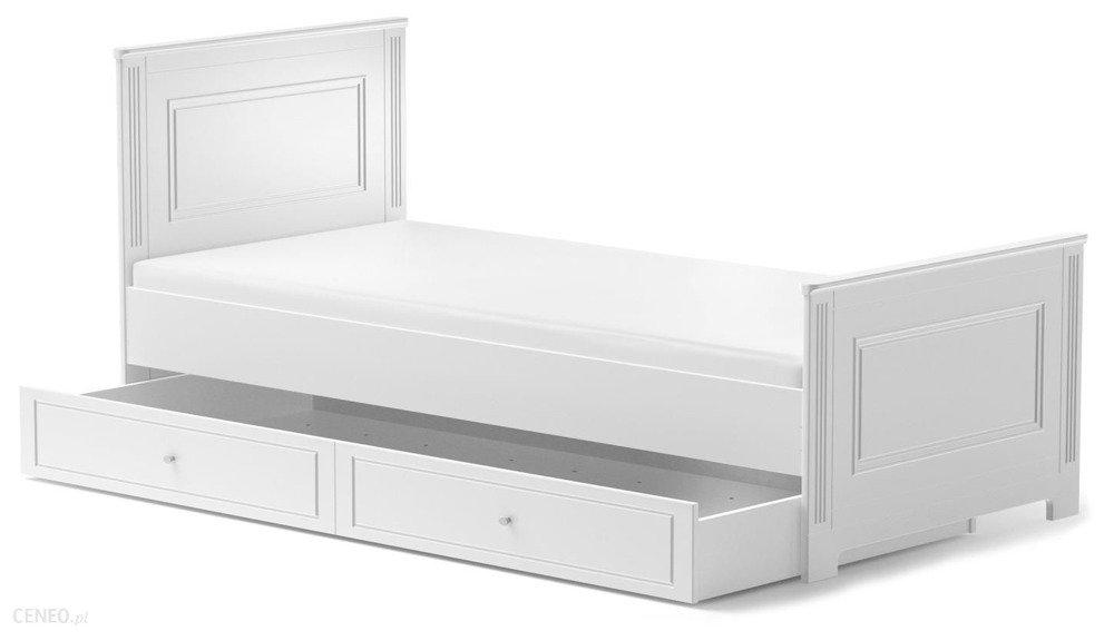 Bellamy Ines elegant white 90x200 z szufladą