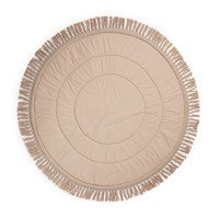 Elodie Details - Mata do zabawy - PlayMat - Powder Pink Fringe