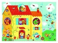Puzzle optyczne THE HOUSE