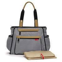 Torba Grand Central Black Stripe