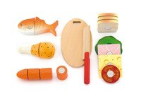 VIGA  Zestaw do krojenia LUNCH BOX