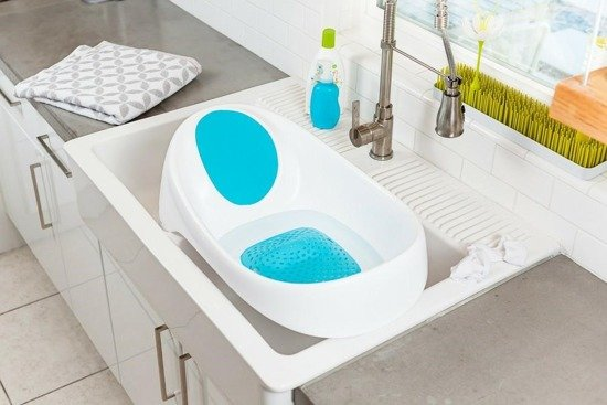 Boon Wanienka Soak Blue