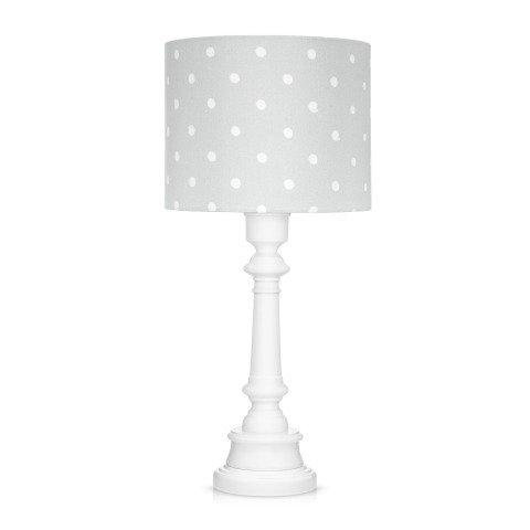 Lampa stojąca - Lovely Dots Grey