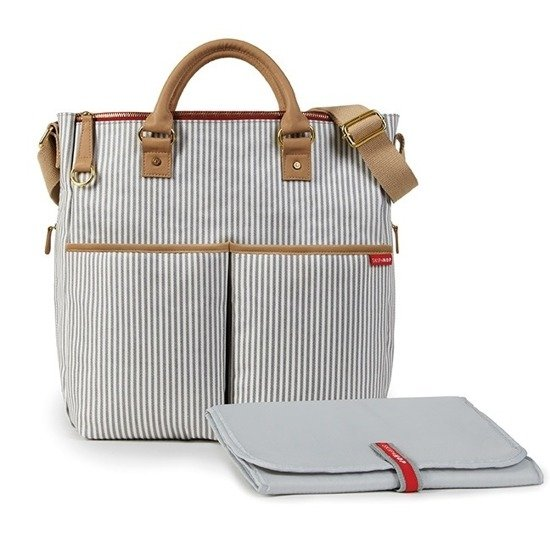 SKIP HOP Torba Duo Special Edition French Stripe