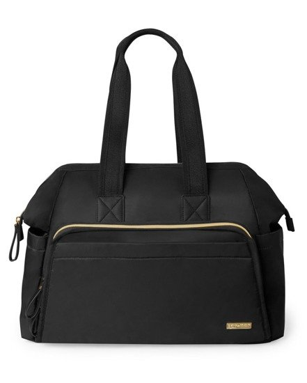 SKIP HOP Torba Main Frame Wide Open Black
