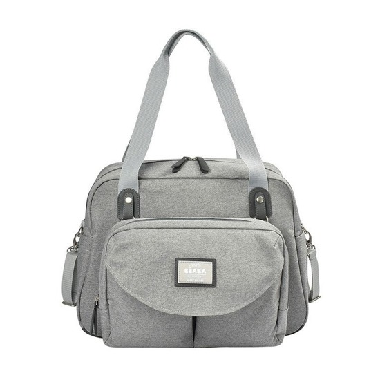 Torba dla mamy Geneva II heather grey, Beaba