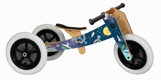 WISHBONE BIKE Rowerek biegowy Space